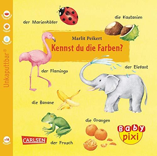 Die Baby-band (Baby Pixi, Band 5: VE 5 Kennst du die Farben: Unkaputtbar)