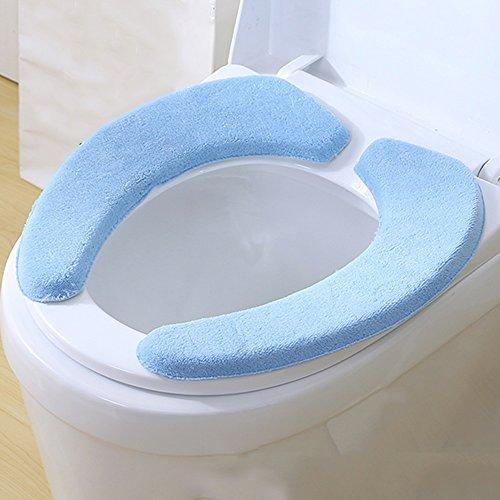 WC-Sitzauflage / Badezimmer-Toiletten-Matte / WC Weiche Sitzkissen- / abnehmbare Toiletten-Sitzauflage