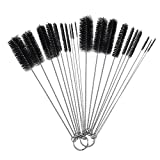 eBoot 8.2 Inch Nylon Tube Brush Pipe Cleaning Brushes, Set of 20