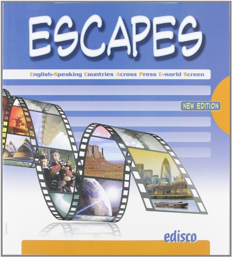 Escapes. English-speaking countries across press e-world screeen. Con espansione online.  Per le Scuole superiori