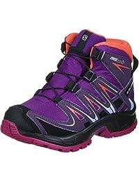 Salomon  XA PRO 3D Mid K, Chaussures de trekking et randonnée mixte enfant