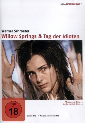 Willow Springs / Day of the Idiots - 2-DVD Set ( Willow Springs / Tag der Idioten ) [ NON-USA FORMAT, PAL, Reg.0 Import - Germa