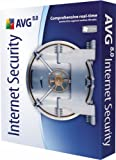 AVG 8.5 Internet Security 1 user 2 years 8.5, with 1GB USB Memory Stick (PC CD)