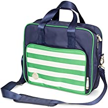 We R Memory Keepers 360 Crafter's Bags Shoulder Bag, Navy by We R Memory Keepers