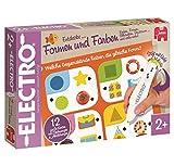 Jumbo Spiele 19541 - Electro Wonderpen - Entdecke Formen und Farben Lernspiel