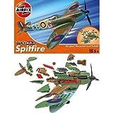 Airfix Schnelle Build Spitfire Modell Bausatz