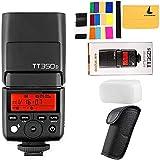 Godox TT350S 2.4G HSS 1/8000s i-TTL GN36Flash Speedlite for Sony Mirror Wireless Digital Camera