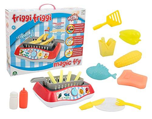Giochi preziosi friggi friggi magic food chef gioco di cucina bambini