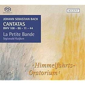 Lobet Gott in seinen Reichen, BWV 11 (Ascension Oratorio): Nun lieget alles unter dir