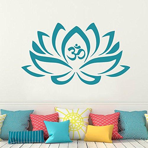 battoo-mandala-pared-vinilo-flores-indio-patron-floral-diseno-decoracion-de-pared-amuleto-namaste-vi
