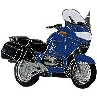 Pin BMW R 1150 GS blau//weiß 2004 Anstecker
