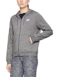 Nike Women's Full Zip Hooded Jacket, Womens, Full-Zip