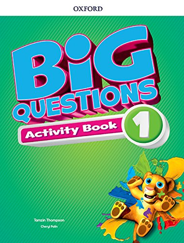 Big Questions 1. Activity Book - 9780194101462