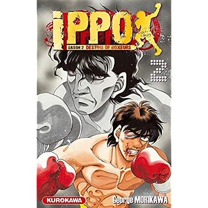 Ippo, Saison 2: Destins de Boxeurs, Tome 2