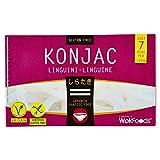 WokFoods Linguini Konjac Japanese Classic Food Gluten Free/Preparato Alimentare con Farina di Konjac Classico Cibo Giapponese - 4 x 200 Gram