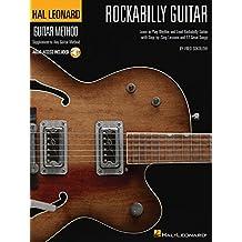 Sokolow Fred Hal Leonard Guitar Method Rockabilly Guitar Tab Book/CD