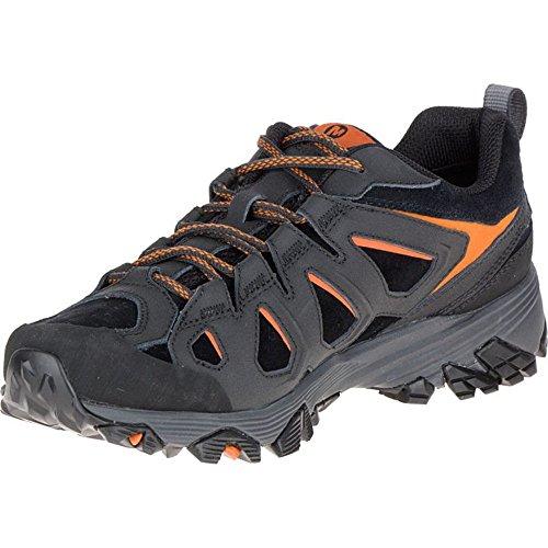 Merrell Moab FST Leather Gore-tex Black / Orange