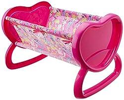 Barbie Cradle Set, Multi Color