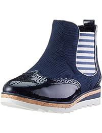 c092b37ebb1d23 Amazon.fr : À enfiler - Bottes et bottines / Chaussures femme ...