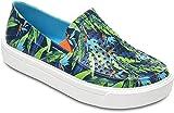 Crocs - Unisex-Child Kids' Citi Lane Roka Graphic Slip-On Shoes