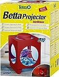 Tetra Betta Projector Aquarium für Kampffische, 1,8l, Rot