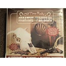 Radio's Greatest Westerns [CASSETTE]