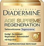 Schwarzkopf Diadermine Age Supreme Tagespflege Regeneration Tagescreme Tiefenwirksam, 1er Pack (1 x 50 ml)