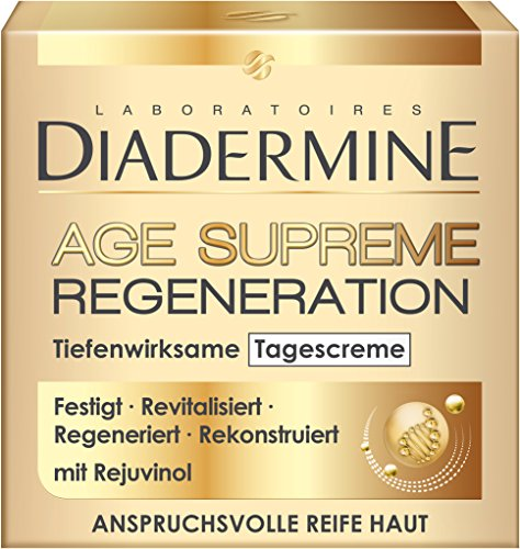 Diadermine Age Supreme Regeneration Tiefenwirksam Tagescreme, 1er Pack (1 x 50 ml)
