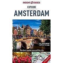 Insight Guides Explore Amsterdam