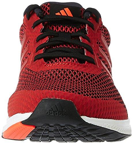adidas Mana Bounce M, Chaussures de Running Homme Rouge - Rojo (Escarl / Negbas / Rojsol)