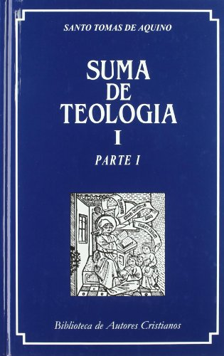 Suma de teología. I: Parte I: 1 (MAIOR)