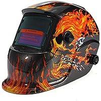 Mascara de soldadura solar - SODIAL(R) mascara de soldadura automatica solar de casco