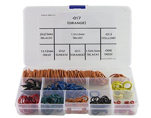 EMPIRE Invert Mini GS Deluxe Farbe gekennzeichnet O-Ring Kit w/300+ O von Flasc Paintball