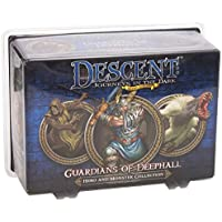Descent Journeys in the Dark Guardians of Deephall Expansion