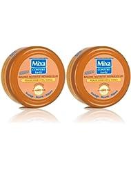 Mixa Confort Karité Baume Nutritif Réparateur Peaux Desséchées, Ternes 200 ml - Lot de 2