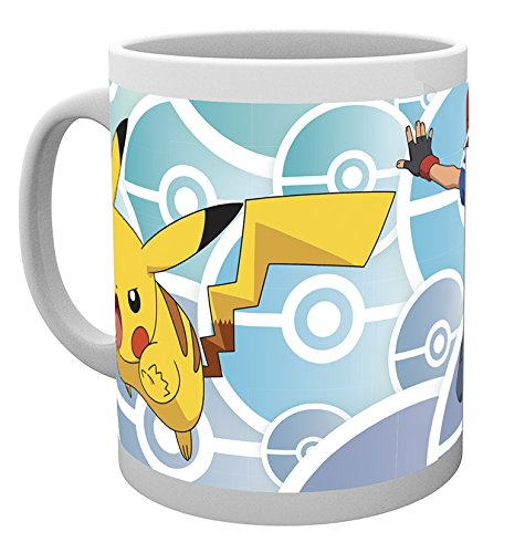 GB eye LTD, Pokemon, I Choose You, Taza