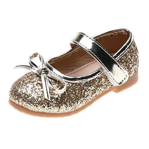 Mädchen Offene Sandalen mit Keilabsatz Bling Pailletten Sandalen Single Princess Schuhe Outdoor Sandalen