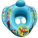 Colorful Baby Schwimmring Float Sitz Boot Baby Ring Pool Schwimmen Aufblasbare Schwimmen Sicher Floß Kid Wasser Auto