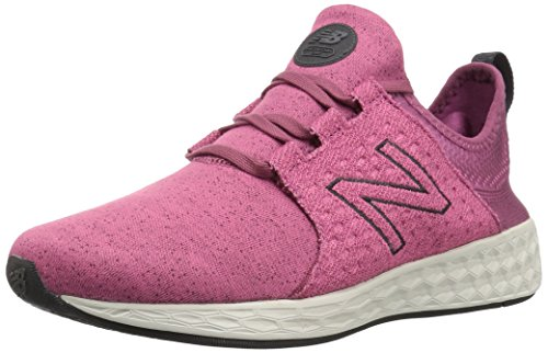 New Balance Fresh Foam Cruz Hoody Pack, Scarpe Running Donna Rosa