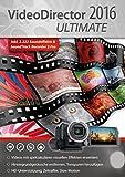 VideoDirector 2016 Ultimate - Videos bearbeiten, schneiden, optimieren für beeindruckende Videos inkl. 2.222 Soundeffekte für deine Videos