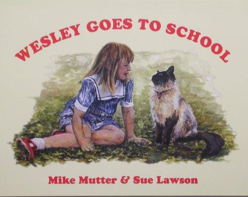 Wesley goes to school