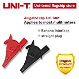 Generic UNI-T UT-C02 Alligator clip bana...