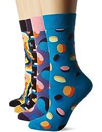 Calcetines De Happy Socks Surfer Los Hombres, Azul/multi