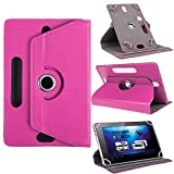 Smm 360° Rotate Dual Stand PINK Tablet Flip Cover for Asus ZenPad 7 Z170CG , Tablet Flip Case for Asus ZenPad 7 Z170CG , Tablet Cover for Asus ZenPad 7 Z170CG Image