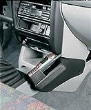 KUDA 081005 Halterung Kunstleder schwarz für Nissan Micra (K11) ab 03/1998 bis 01/2003