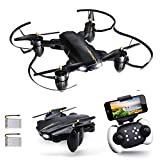 JoyGeek Drone with Camera, Foldable FPV RC Quadcopter for Adults Boys Toys kids