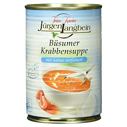 Jürgen Langbein Büsumer Krabbensuppe, 400 ml