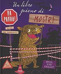 Idea Regalo - Un libro pieno di mostri da paura. Ediz. a colori