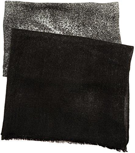 Pieces Ithe Long Scarf - Châle - Femme Gris - Grau (Whitecap Gray)
