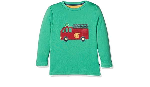 Kite Baby-Jungen Langarmshirt Foxy T-Shirt